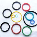 Кольца круглого сечения из материалов NBR, Viton, EPDM, HNBR, MVQ, PU.